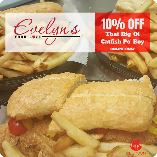 Evelyn's Food Love Restaurant Deal