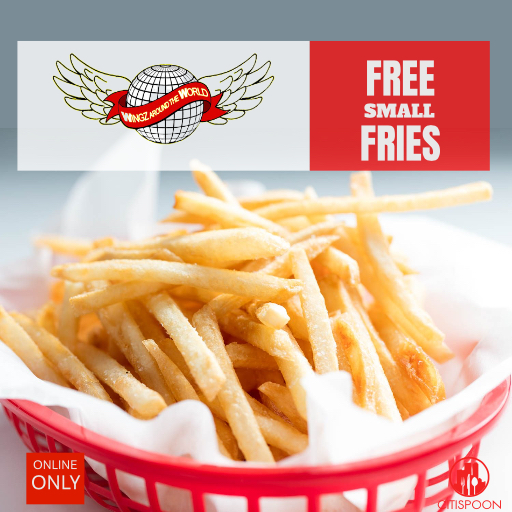 Wingz Around The world Dinner Deal – Bonus offer