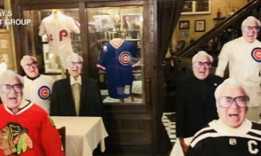 Chicago-area Harry Caray's restaurant has creative way to manage social distancing amid reopening