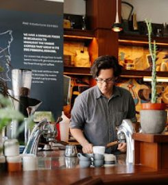 Café Integral at Freehand Chicago