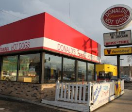Donald's Famous Hot Dogs