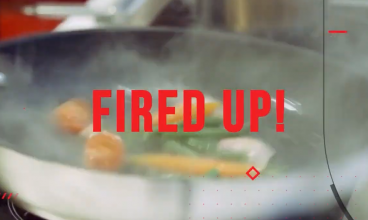 Citispoon Launches Fired Up. Highlighting Chicago's culinary scene.